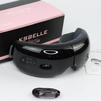 Wireless Eye Massager Air Compression Eye Massage with Music Smart Eye Massage Heated Goggles Anti Wrinkles Eye Care 4