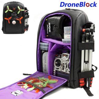 수납공간 많은 드론 이동 및 보관 백팩FPV Racing Drone Quadcopter Backpack Carry Bag Outdoor Portable Case for Multirotor RC Plane Fixed Wing