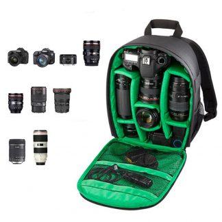 수납공간 많은 DLSR 카메라 이동 및 보관 방수 백팩Waterproof Multi-functional Camera Backpack Bag Organizer Rain Cover Outdoor Carry for DSLR SLR Camera Nikon Canon Sony