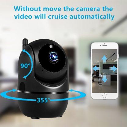 무선 와이파이 카메라 스마트 자동추적 CCTV1080P Wireless IP Camera Cloud Wifi Camera Smart Auto Tracking Human Home Security Surveillance CCTV Network 2