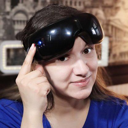 Wireless Eye Massager Air Compression Eye Massage with Music Smart Eye Massage Heated Goggles Anti Wrinkles Eye Care 2