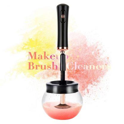 브러시 자동 클리너 세척 Electric Makeup Brush Cleaner Convenient Silicone Make up Brushes Washing Cleanser Cleaning Tool Machine New New 1
