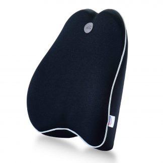 자동차 등쿠션 Orthopedic Lumbar Support Pillow Back Cushion Memory Foam Back Pain Relief Ergonomic Lumbar Pillow for Car Seat Home OfficeChair