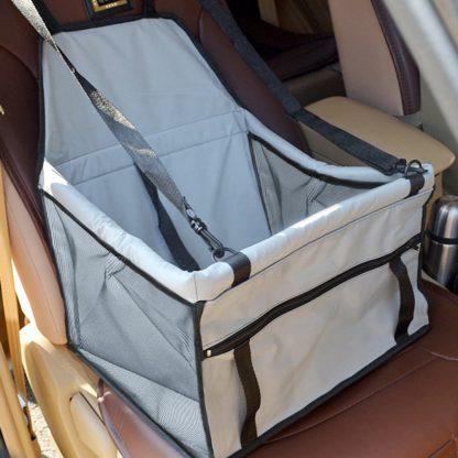 차량용 펫 가방 강아지 고양이 반려동물 Pet Dog Carrier Pad Waterproof Dog Seat Bag Basket Pet Products Safe Carry House Cat Puppy Bag Dog Car Seat 5
