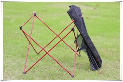 Outdoor Ultralight Portable Folding Desk Aluminum Alloy Table For Fishing Picnic Durable Folding Table Desk 1