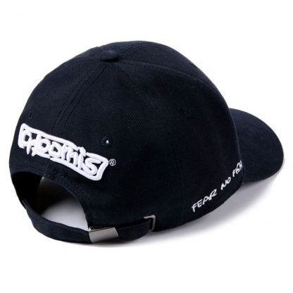 Fashion Baseball Cap for Men Fish bones Embroidery Cotton Caps New Summer Black Dad Hats Male Hip Hop Snapback Cap Adjustable 4