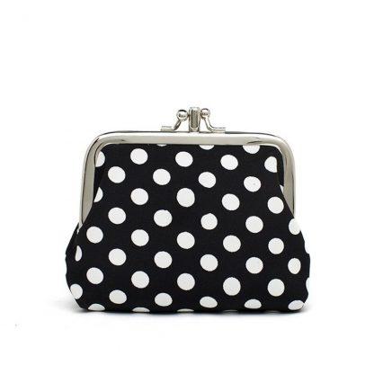 Canvas Women Coin Purse Small Mini Bag For Coin Plush Purse Wallet Girl Little Bag For Ladies Small Pouch Kawaii Children Wallet 3