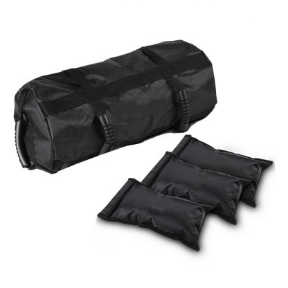 4 Pcs/Set Weightlifting Sandbag Heavy  Sand Bags Sand Bag MMA Boxing Crossfit Military Power Training Body Fitness Equipment 3